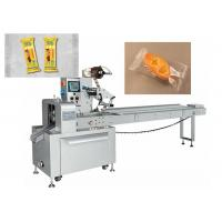 Wholesale Auto Small Pie Pillow Wrapping Machine Electric Driven Type High Efficient from china suppliers