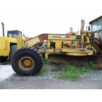 Quality Used CAT 16G Motor Grader For Sale for sale