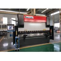 Wholesale Door Frame CNC 500 Ton Press Brake Machine With 7 Axis / 6000mm Bending length from china suppliers
