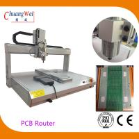 Buy cheap 50000r/s Single Table TAB PCB Separator with 0.1mm Routing Precision from Wholesalers