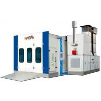 Wholesale RG5S Diesel Burner Down Draft Spray Booth For Car Painting Drying And Baking WD-905 from china suppliers