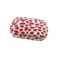 Wholesale Leopard Print Hard Contact Lens Carrying Case With Customized Color from china suppliers