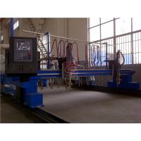 Wholesale Gantry CNC Flame Cutting Machine Single Side Drive for Plate Cutting from china suppliers