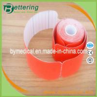 Wholesale Pre cut Kinesiology tape red colour from china suppliers