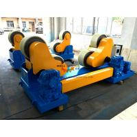 Buy cheap 80 Ton PU Coated Conventional Welding Turning Rolls To Rotate Pressure Vessel from wholesalers