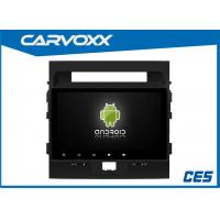 Wholesale GPS Toyota Land Cruiser Navigation System / WiFi Module Car GPS System from china suppliers