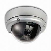 Wholesale 420TVL IP Vandalprof Dome Camera, Supports 3GPP Function from china suppliers