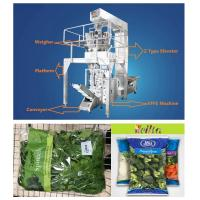 Wholesale Salad Vegetables Automatic Food Packing Machine Multiheads Weighing High Speed from china suppliers