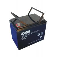 Wholesale Recycle Maintenance Free Solar System Battery GEL Tech Batteries 25.85 KG from china suppliers