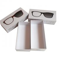 Wholesale Wholesale Custom White Paper Gray Board Sun Glasses Packaging Paper Box from china suppliers