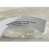 Wholesale Raw Steroid Powder Drostanolone Propionate Masteron Injections For Muscles Building from china suppliers