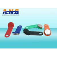 China 1- Wire Ibutton Key Waterproof With SMD Ferrite Bead Serial Number,DS1990A-F5 on sale