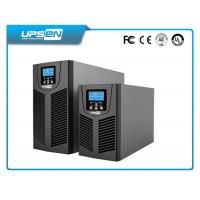 Wholesale High Frequency Solar Online UPS Power System with IGBT Tech and Large LCD Display from china suppliers