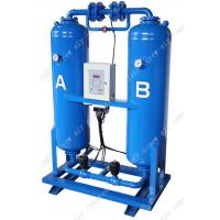 Wholesale Heatless Type Desiccant Compressed Air Dryer 25 m3 / Min Low Dew Point 2~10℃ from china suppliers