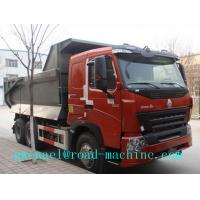 Wholesale Sinotruck Heavy Duty Dump Truck Howo A7 Dump Truck 8 x 4 Euro 2/3 from china suppliers