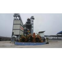 Wholesale 160KW Draught Fan QLB-3000 Model Asphalt Hot Mix Plant With Bag Dust Filtering from china suppliers