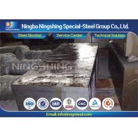 Heat Checking Resistance DIN 1.2365 Hot Work Tool Steel / Mould Steel Flat Bar