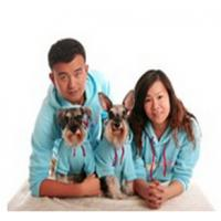 Wholesale 2015 new design fleece hoodie dog clothes matching dog and human pet clothes clothes from china suppliers