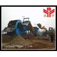 Wholesale 2014 hot sale wheel sand washing machine from china suppliers