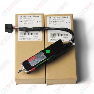 China SMT spare parts Panasonic AC SERVO MOTOR N510042738AA P50B02002BX2C on sale