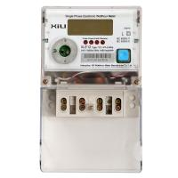 Wholesale Multifunction Single Phase Energy Meter from china suppliers