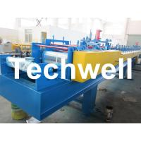 Wholesale Top Hat Channel / Furring Channel Roof Panel Roll Forming Machine from china suppliers