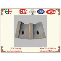 Wholesale Φ32004500 Gold Mine Mill End Liners Wet Grinding Process High Mn Steel Liners ZGMn13Cr2Mo from china suppliers
