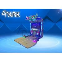 China 1  Player Amusement Game Machines , Dancing Entertainment Arcade Video Games on sale