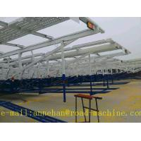 Wholesale 18m Vehicle transport trailer , car carrier 28ton 3.5' inter-changeable Pin from china suppliers