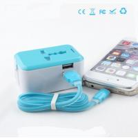 Wholesale All In One Universal USB Power Wall Charger Adapter With Dual USB Output from china suppliers