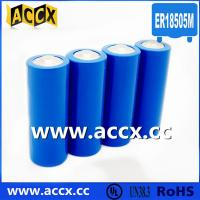 Wholesale ER18505M 3.6V lithium battery A size 3200mAh from china suppliers