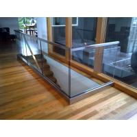 Wholesale Aluminum Glass Channel Railings, Prices of Stainless Steel Terrace Railing from china suppliers