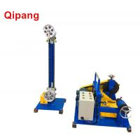 Wholesale qipang Automatic cable winding Machine wire rewinding machine  coiling cable manufacturing equipment from china suppliers