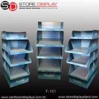 Wholesale POP bespoke stackable display boxes from china suppliers