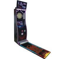 Wholesale Coin Operated Entertainment Online Dart Games Machine With Dart Game Board from china suppliers