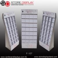 Wholesale Floor display stand dividing wall with boxes from china suppliers