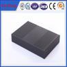 ALUMINUM ELECTRONIC ENCLOSURE 240*45*160 MM (W*H*L) CONTROL WIRING ALUMINUM BOX for sale