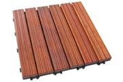 China Eucalyptus Solid Wood Outdoor Decking Smooth Flat/ Anti-slip Building Materials for Constrution China Supplier on sale