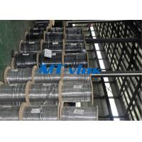 Wholesale Seamless ASTM A269 TP316L / 304L stainless steel coil tube ISO 9001 & PED & AD2000 from china suppliers