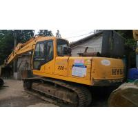 Quality USED HYUNDAI R220-5 EXCAVATOR FOR SALE for sale