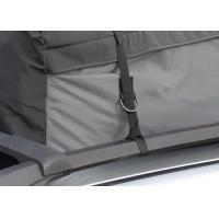 Quality Big Capacity Rack Luggage Rooftop Cargo Bag , Soft Car Roof Bag for sale