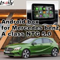 Buy cheap Android car gps navigation box interface for Mercedes - benz  A class ( NTG 5.0 ) mirrorlink from Wholesalers