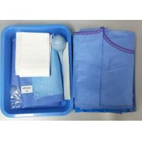 Wholesale Caesarean Section Surgical Procedure Packs One time  PE Film Hospital Medical Supply from china suppliers