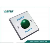 Buy cheap Different Size Original Manufacturer NO/NC Green Mushroom Push button from wholesalers