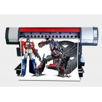 Buy cheap 1.6m Good Cheap Large Format Eco Solvent Printer with Epson DX5 Printhead from wholesalers