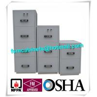 Wholesale High Security Fire Resistant Fireproof Storage Cabinets For Home / Hotel / Banks from china suppliers