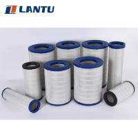 Wholesale delivery truck parts air filter K3448 from Lantu filter manufacturer from china suppliers