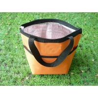 Wholesale Outdoor Insulated Picnic Kids Lunch Bags Yellow Color For Hiking from china suppliers