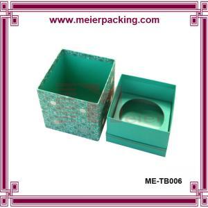 Wholesale china supplier high quality custom cardboard coffee mug gift box ME-TB006 from china suppliers