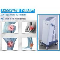 Wholesale 1.0 - 5.0 Bar ESWT Shockwave Therapy Machine Physiotherapy Pneumatic Extracorporeal from china suppliers